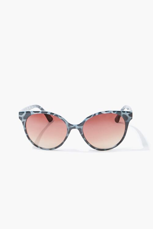 Leopard Cat-Eye Sunglasses, image 1