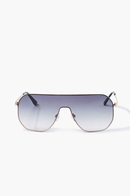 Gradient Shield Sunglasses, image 1
