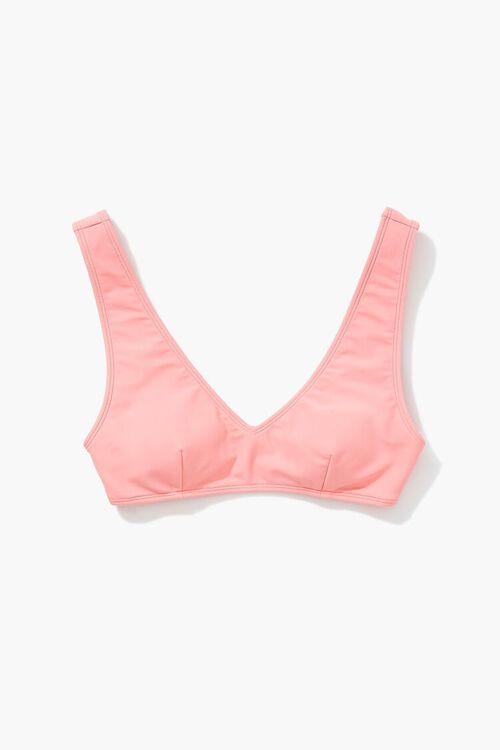 V-Neck Bralette Bikini Top, image 4