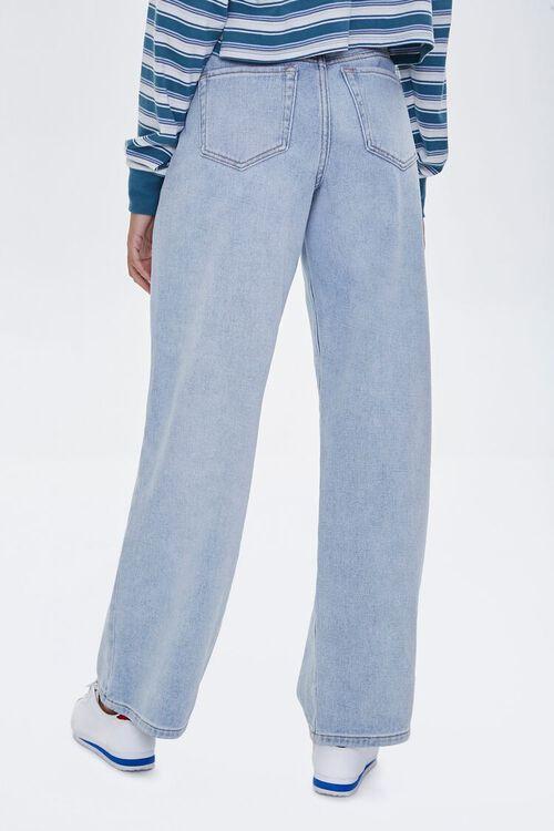 High-Waist Wide-Leg Jeans, image 4
