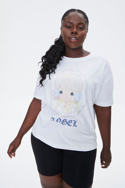 Plus Size Precious Moments Angel Tee, image 1