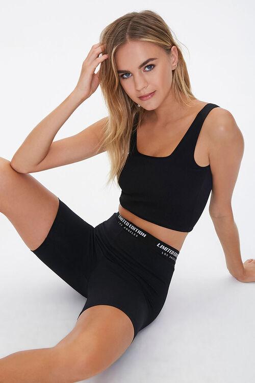 Active Limited Edition Biker Shorts, image 1