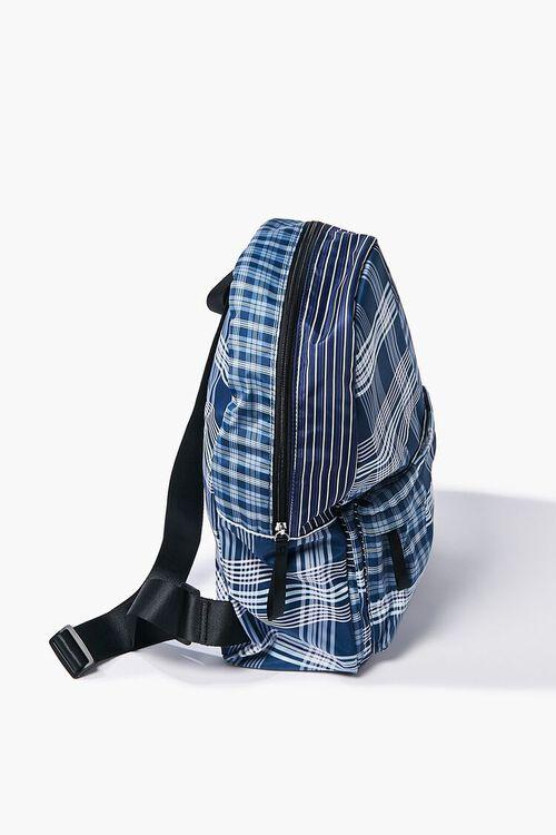 Large Plaid Backpack, image 2