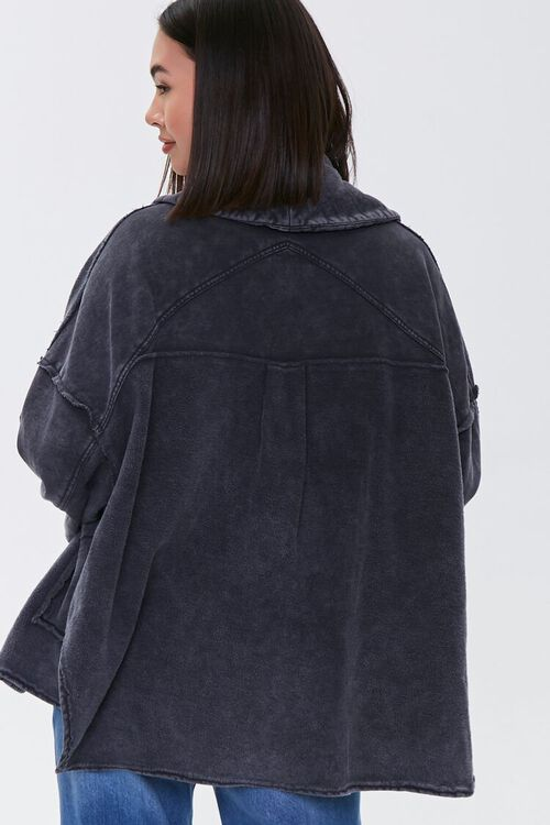 High-Low Patch-Pocket Jacket, image 4