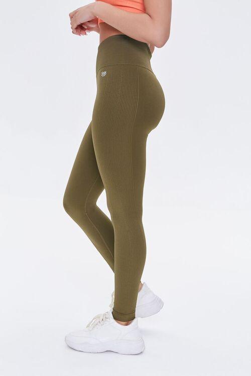 Active Seamless High-Rise Leggings, image 3