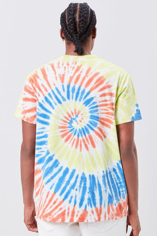 Butterfly Graphic Tie-Dye Tee, image 3