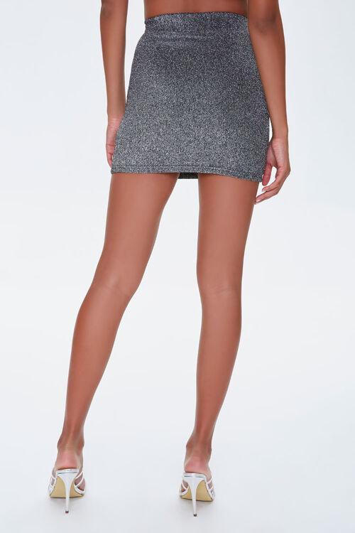 Metallic Mini Skirt, image 4