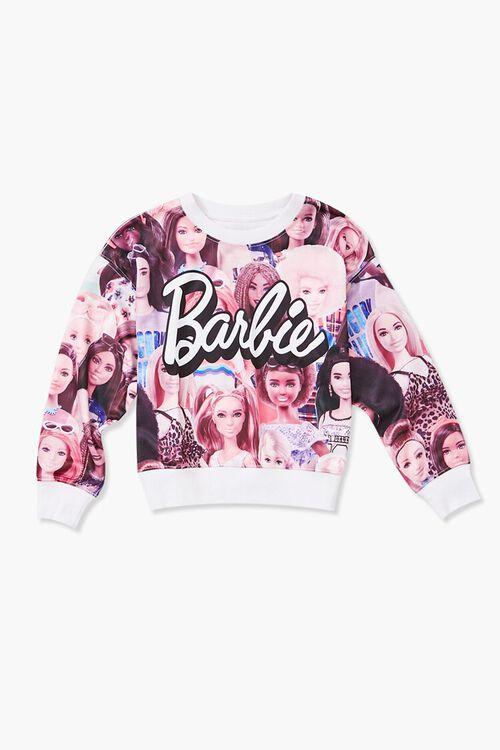 Girls Barbie™ Pullover (Kids), image 1