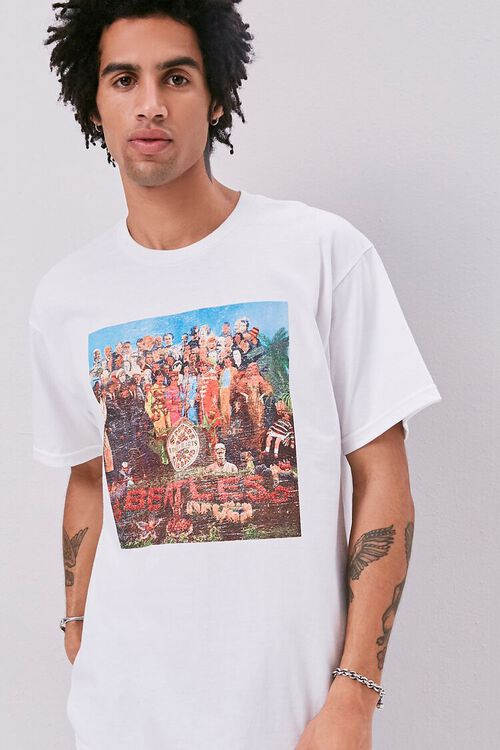 The Beatles Graphic Tee, image 1