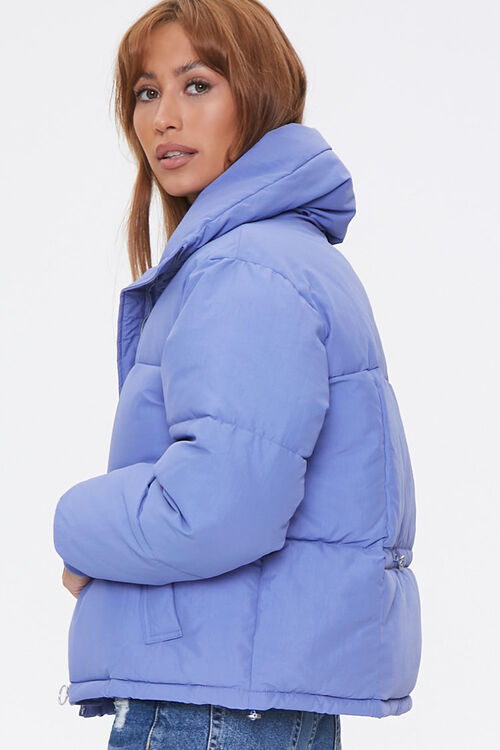 Pull-Ring Puffer Jacket, image 2