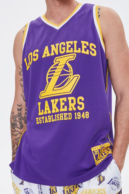 Lakers Graphic Tank Top, image 5