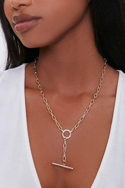 Toggle Bar Necklace, image 1