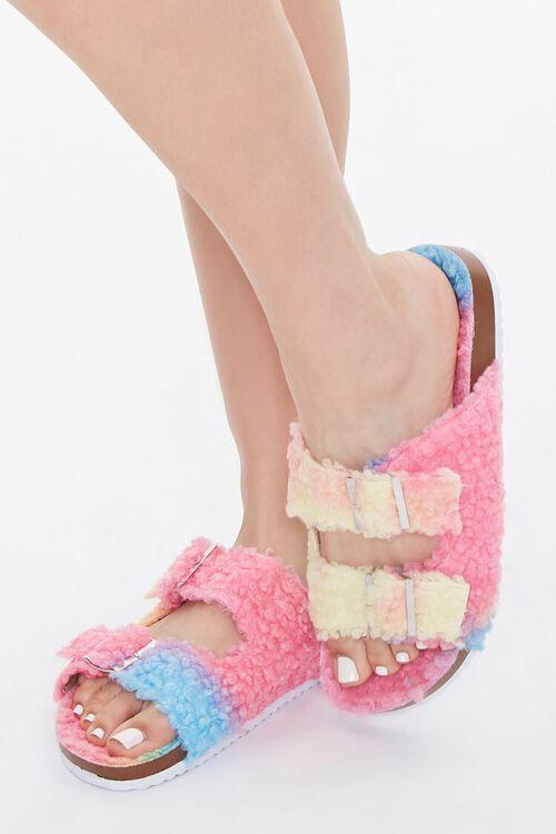 Boucle-Knit Sandals, image 1