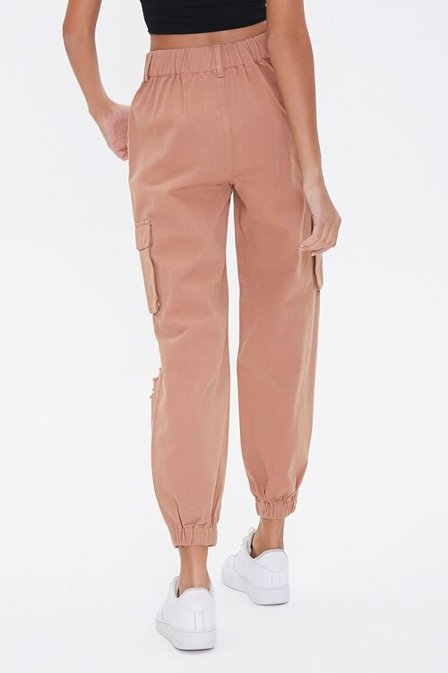 Distressed Cargo Joggers, image 4
