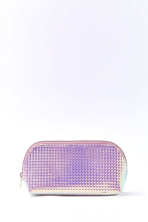 Iridescent Makeup Bag, image 1