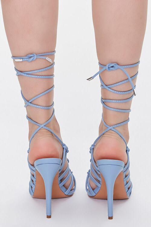 Gladiator Stiletto High Heels, image 3