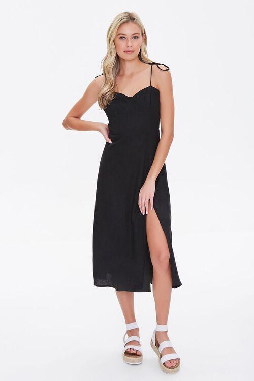 Sweetheart Tie-Strap Dress, image 4