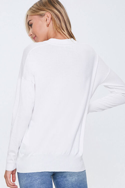 Ribbed Collared Top, image 3