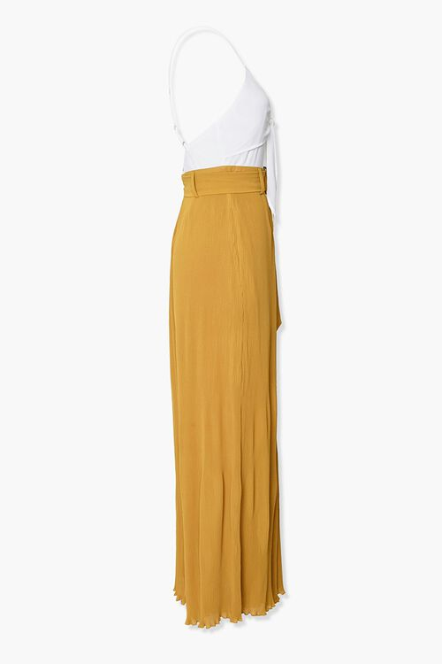 Knotted Combo Jumpsuit, image 2