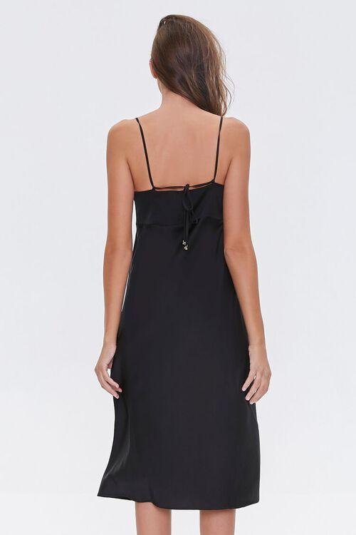 Satin Cami Dress, image 3