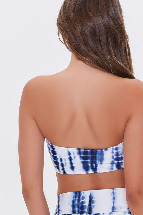 Tie-Dye Tube Bikini Top, image 3