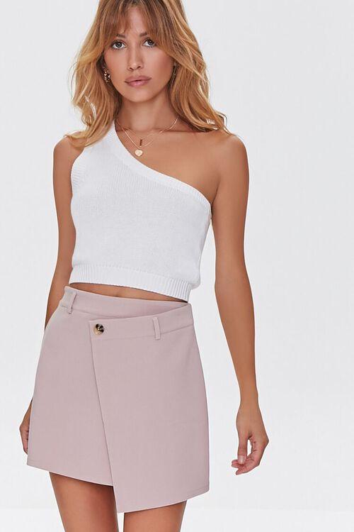 Overlay Mini Skirt, image 1