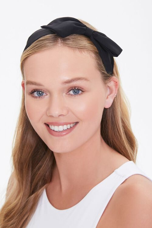 Bow Structured Headband, image 2