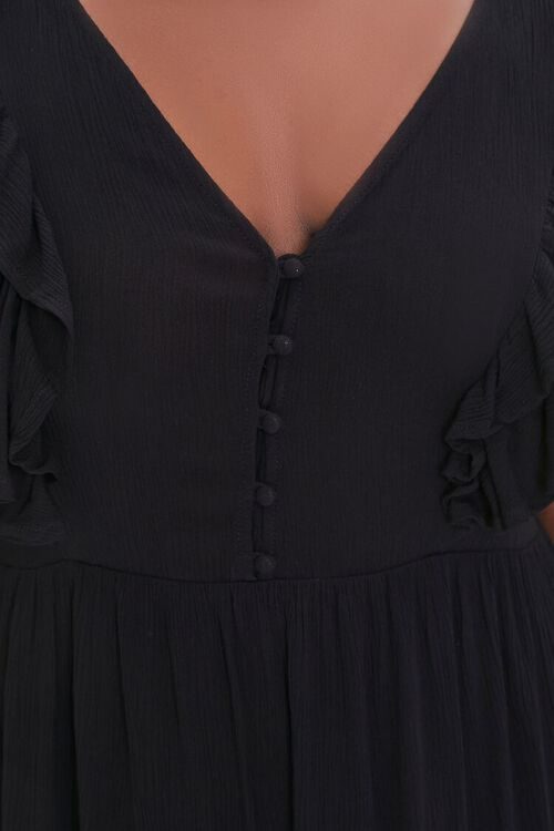 Plus Size Ruffled Mini Dress, image 5