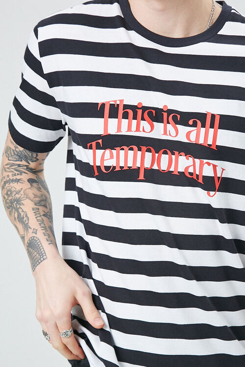 Striped Print Tee, image 5