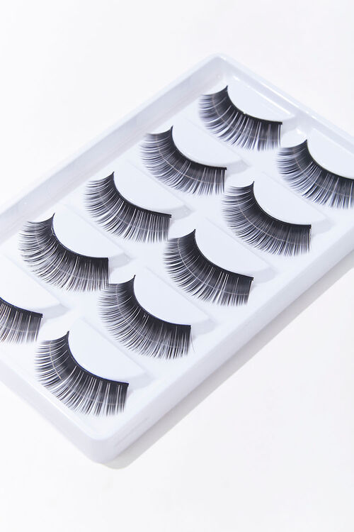 Dramatic Faux Lashes - 5 pack, image 2