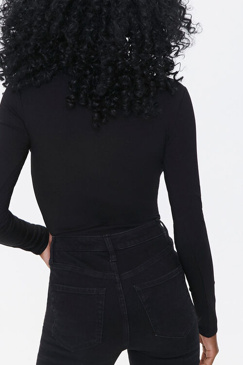 Button-Front Bodysuit, image 3