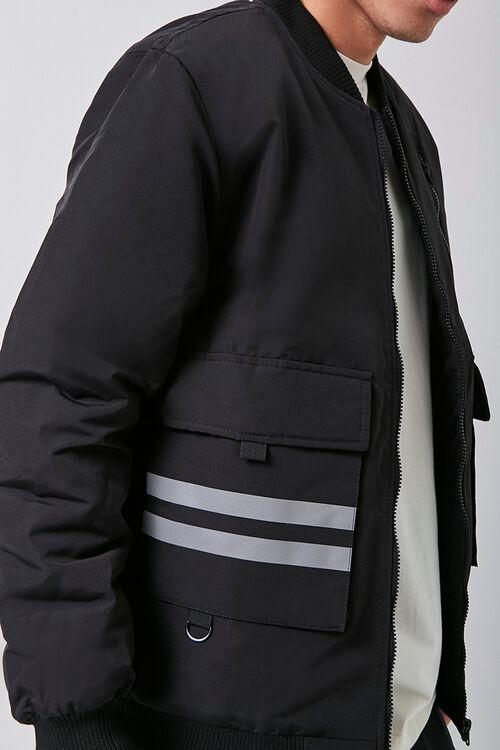 Flap-Pocket Bomber Jacket, image 5