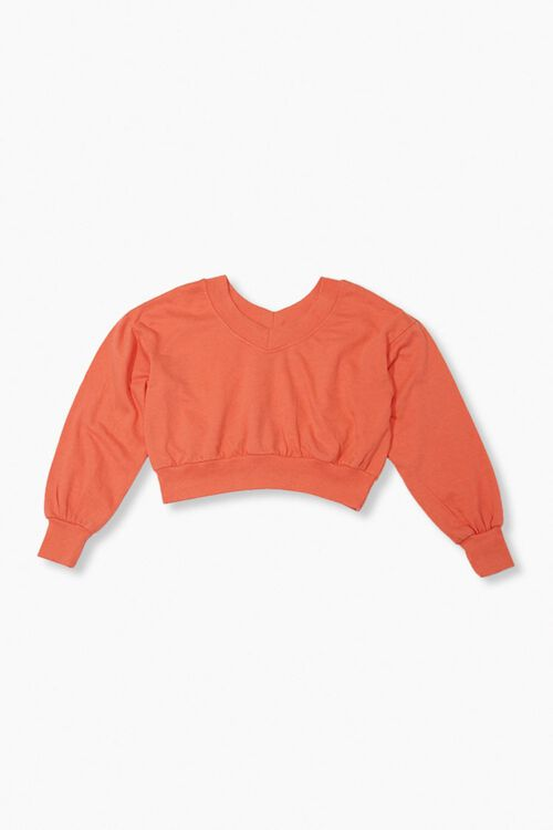 Active Cropped Pullover, image 1