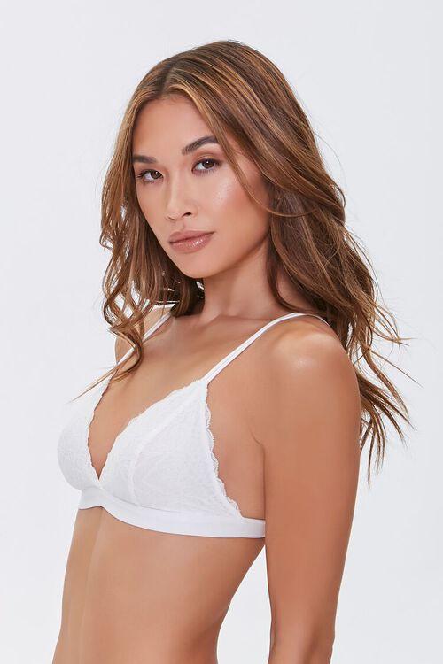 Lace Dual-Strap Bralette, image 2