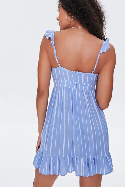 Striped Mini Dress, image 3