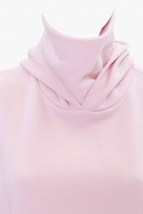 Plus Size Face Mask Hoodie, image 4