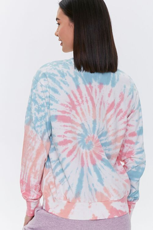 Too Close Graphic Tie-Dye Tee, image 3