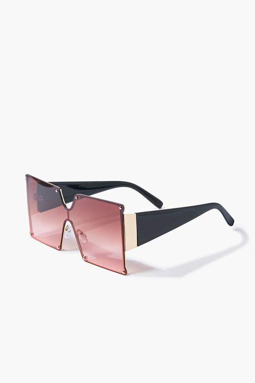Oversized Square Sunglasses, image 3