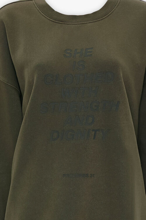 Bible Graphic Pullover, image 4