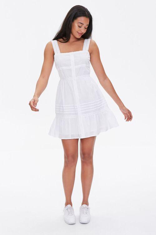Fit & Flare Mini Dress, image 4