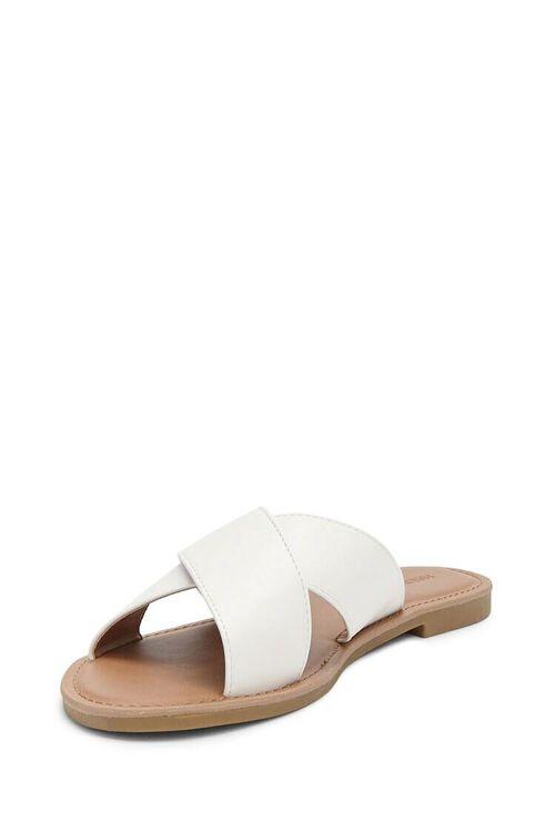 Faux Leather Sandals, image 4