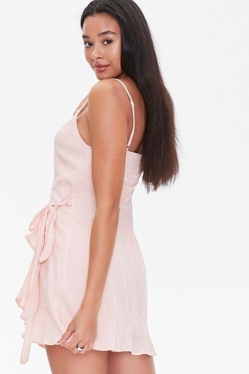 Ruffled Cami Wrap Dress, image 2