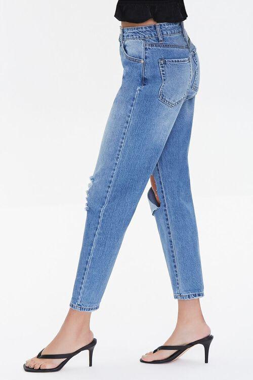 Premium Distressed Boyfriend Jeans, image 3
