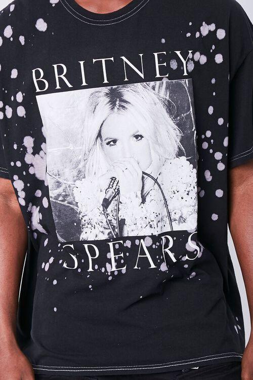 BLACK/MULTI Britney Spears Graphic Tee, image 5
