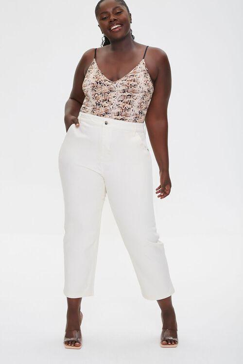Plus Size Carpenter Jeans, image 1