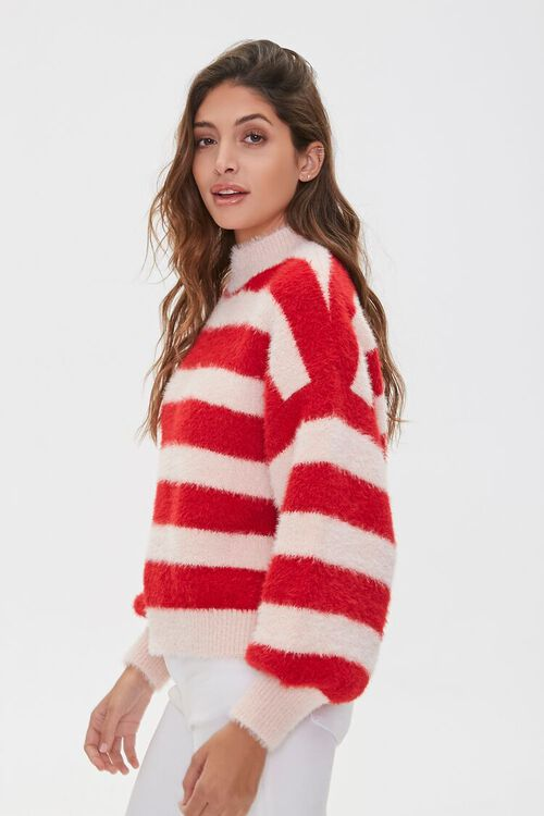 Fuzzy Turtleneck Sweater, image 2