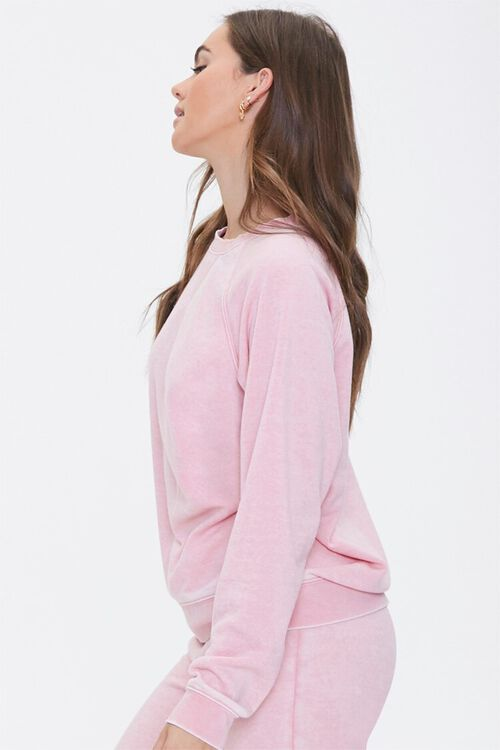 PINK Raglan Pajama Top, image 2