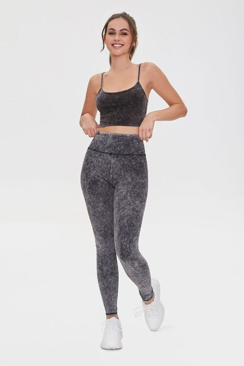 Active Oil Wash Cropped Cami, image 4