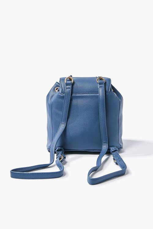 Pebbled Drawstring Backpack, image 3