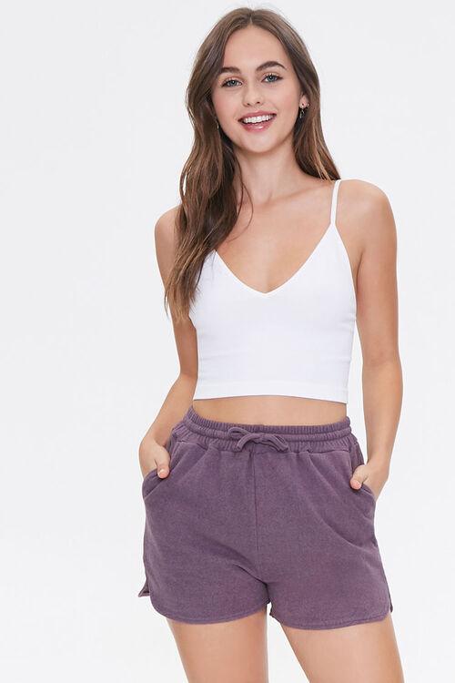 Drawstring Lounge Shorts, image 1